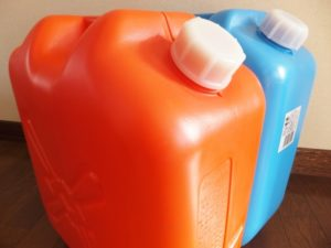 灯油タンク 油処理剤